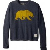 The Original Retro Brand Kids Womens Cal Bear Haaci Pullover Sweatshirt (Big Kids)