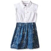 Levis Girls Sleeveless Dress