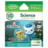 LeapFrog Science Learning Game Disney Octonauts for LeapPad Platinum, LeapPad Ultra, LeapPad1, LeapPad2, LeapPad3, Leapster Explorer, LeapsterGS Explorer