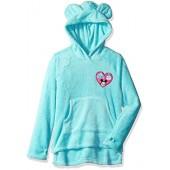 Disney D-Signed Big Girls' Tsum Hooded Sweatshirt with Ears