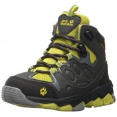 Jack Wolfskin Kids' Mtn Attack 2 Texapore Mid K Hiking Boot