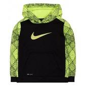 Nike Little Boys' Toddler Therma Dri-Fit Hoodie Sweatshirt