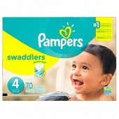 Pampers Swaddlers Diapers Size