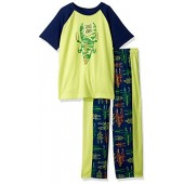 Gymboree Boys' Printed Pajama Short Set
