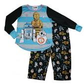 Star Wars Lego Force Awakens Droids Big Girls Pajama Set