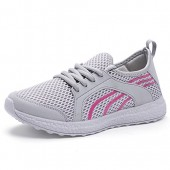 Mxson Women's Casual Sneakers Ultra Lightweight Breathable Mesh Sport Walking Running Shoes