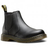 Dr. Martens Kid's Chelsea Leather Casual Boots