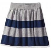 Lacoste Girls Bold Stripe Skirt
