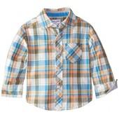 Splendid Littles Baby Boys' Woven Plaid Shirt