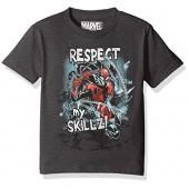 Marvel Big Boys' Spider-Man T-Shirt
