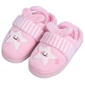 UIESUN Unisex Toddler Little Kid Shoe Slippers Funny Star Cloud Boy Girl Winter Soft Bedroom Indoor House