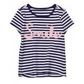 Gymboree Baby Girls Short Sleeve Graphic Tee