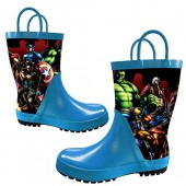 COWDIY Cartoon Character Children Rubber Kids Rain Boots Skid Resistant Toddler Boots For Girls Boys