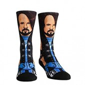 WWE Authentic Wear Ronda Rousey Youth Rock 'Em Socks