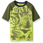 Gymboree Big Boys' Cheetah Rashguard
