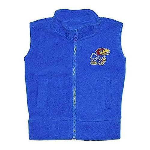 Creative Knitwear University of Maryland Terrapins Baby and Toddler Polar Fleece Vest