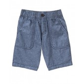 Gymboree Boys' Big Chambray Easy Short