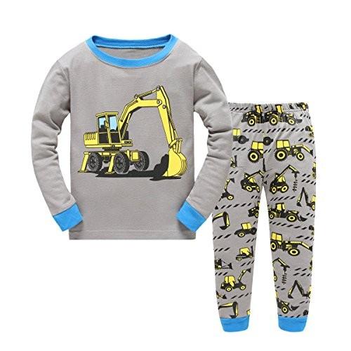 Girls' Clothing (sizes 4 & Up) Leveret Owl Matching Doll & Kid Short 2 Piece Pajama 100% Cotton 2-10 Y Girls' Clothing (newborn-5t)