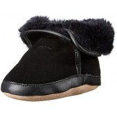 Robeez Cozy Ankle Baby Boots - Soft Soles