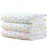 Baby Kid Mattress Waterproof Changing Pad Diapering Sheet Protector Menstrual Pads Pack of 3