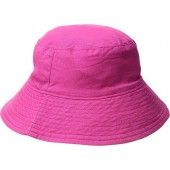 Hatley Kids Baby Girl's Pink Sarchi Reversible Sun Hat (Infant/Toddler/Little Kids) Pink MD (2-3 Years)