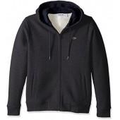 Lacoste Men's Long Sleeve Fleece Hoody