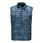 The North Face M Thermoball Vest Shady Blue Process Print Mens