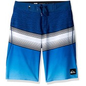 Quiksilver Big Boys' Division Fade Youth 19