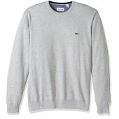 Lacoste Men's Seg 1 Cotton Jersey Crewneck Sweater, Ah0352-51