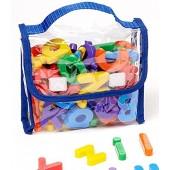 EduKid Toys Magnetic Letters & Numbers Set of 72