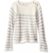 Roxy Big Girls' Ride This Vibe Sweater