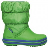 Crocs Kids' Winter Puff (Toddler/Youth) Snow Boot