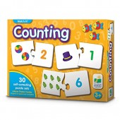 The Learning Journey Match It! Counting