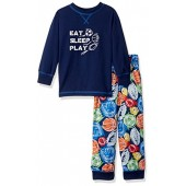 Gymboree Boys' Printed Pajama Set
