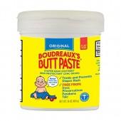Boudreaux's Butt Paste Diaper Rash Ointment - Original - Contains 16% Zinc Oxide