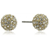 Rebecca Minkoff Crystal Ball Stud Ball Earrings