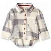 Burt's Bees Baby Baby Organic Button Down Shirt