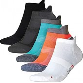 Low-Cut Performance Running Socks, multi pack, fit, ultra light, blister resist, sneakers, sport, men  women 1/3/5 pairs