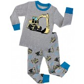 Boys Pajamas Children Dinosaur Clothes Short Sets Cotton Sleepwear