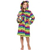 Intimo Girls Dotty Critter Robe