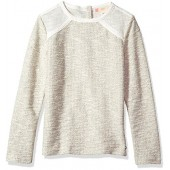 Roxy Big Girls' Magellan Clouds Sweater