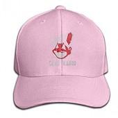 VIORICA Long-Live-Chief-Wahoo Vintage Baseball Cap Denim Hat Adjustable Black