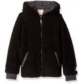 Roxy Big Girls' Fashion Sherpa Sweatshirt
