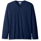 Lacoste Men's Long Sleeve V Neck T-Shirt