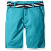 Gymboree Big Boys' Belted Shorts