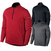 Nike Golf 2016 Hypervis 1/2 Zip Cover up Mens Golf Pullover