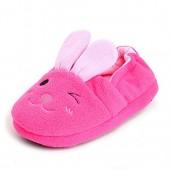 Toddler Girls' Bunny Slipper
