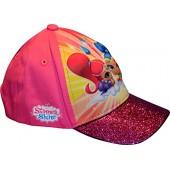 Shimmer And Shine Nickelodeon Little Girls 3D Pop Up Baseball Cap- Age 4-7