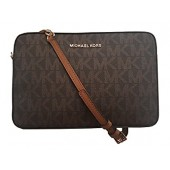 Michael Kors Jet Set Item Large East West Cross-body