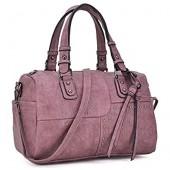 10bf96050638 Dasein Women Designer Handbags Soft Vegan Leather Tote Bags Large Shoulder  Satchels Purse W Crossbody